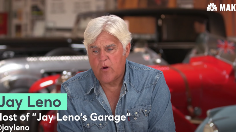 Jay Leno's Philosophy of Always Having Two Streams of Income