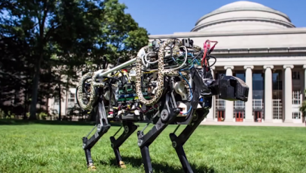 5 Fastest Robots
