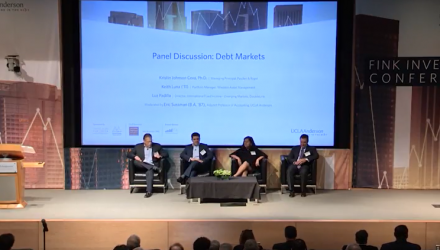 The 7th Annual Fink Investing Conference - Debt Markets Panel