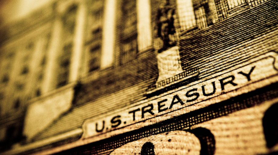 Treasuries Fall, Corporate Bond ETFs Climb on Latest Payroll Data