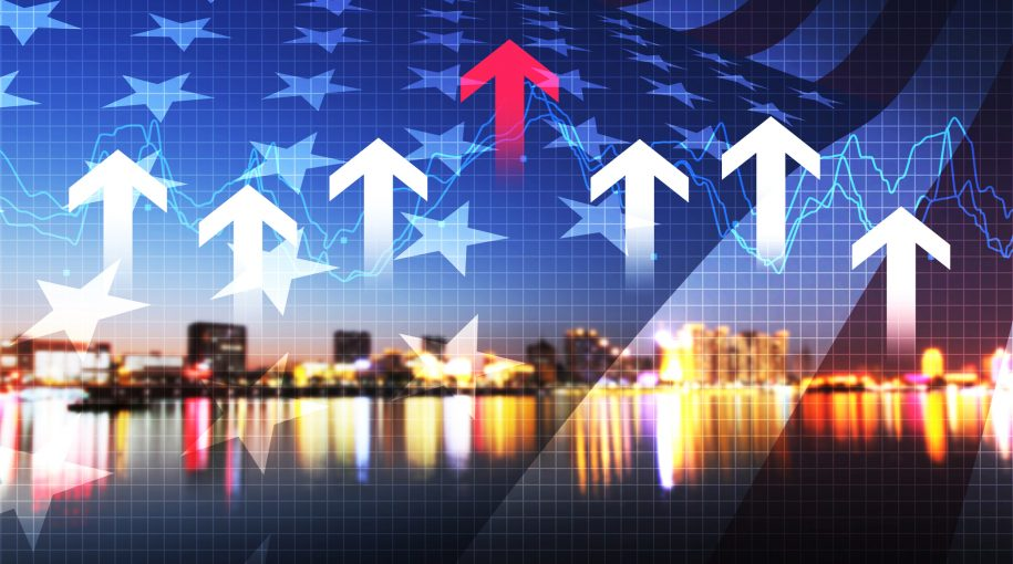 U.S. Economy Outlook: GDP Expands at Fastest Pace in 4 Years