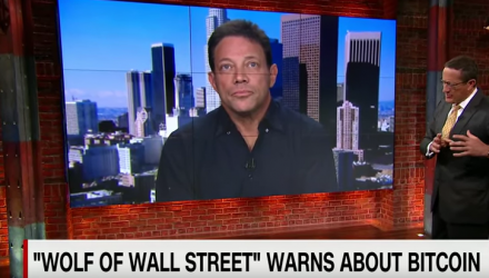 Jordan Belfort, Wolf of Wall Street