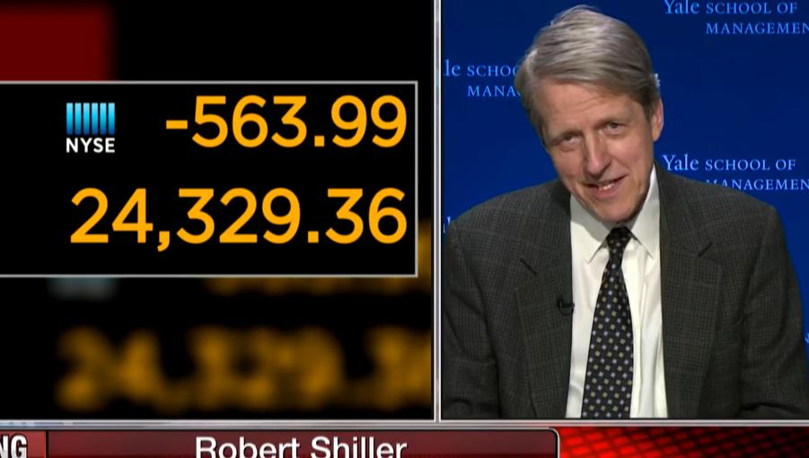 Yale Economics Professor Discusses Rising Interest Rates