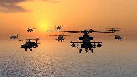 Aerospace & Defense Bulls More Room to Run