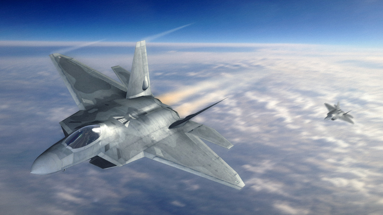 Raytheon Could Help Aerospace, Defense ETFs Fly Higher