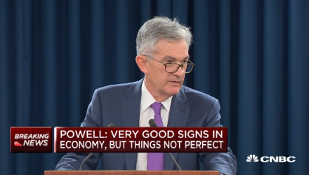 Fed Chair: Inflation Process Changed Dramatically Since 60s