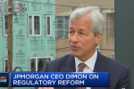 Jamie Dimon 'No Great Potholes' in Economy
