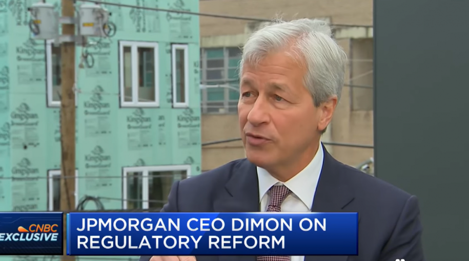 Jamie Dimon: 'Economy is Still Very Strong'