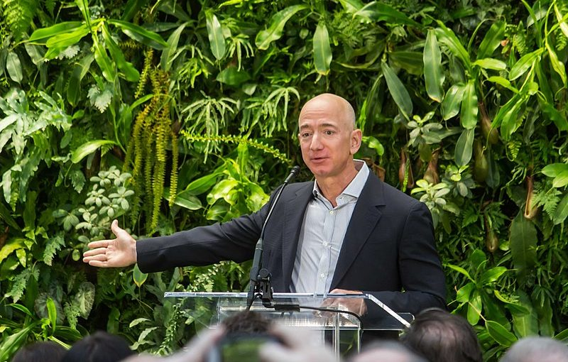 Jeff Bezos Launches $2B Fund to Create Preschools and Help Homeless