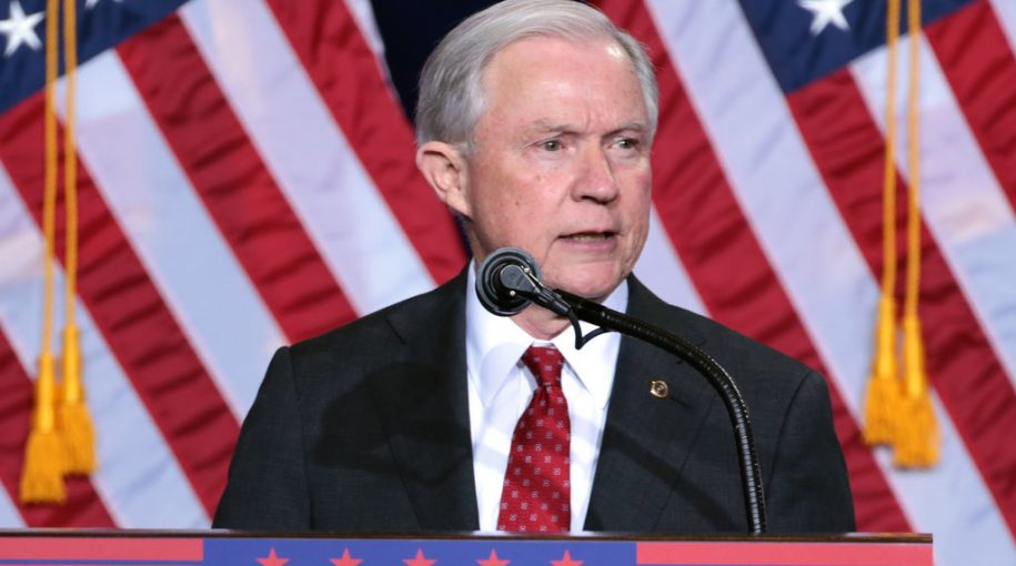 Jeff Sessions Considers Crackdown on Tech Companies