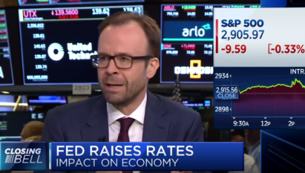 Goldman Sachs' Chief Economist on Rising Rates