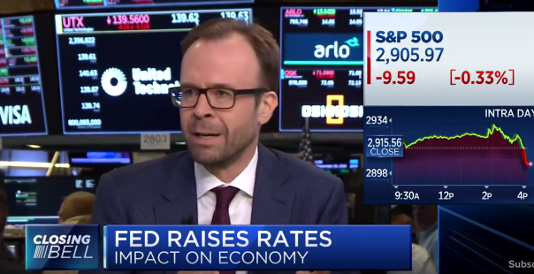 Goldman Sachs Chief Economist on Rising Rates