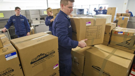 Service Sector Grows, but Factory Orders Falter