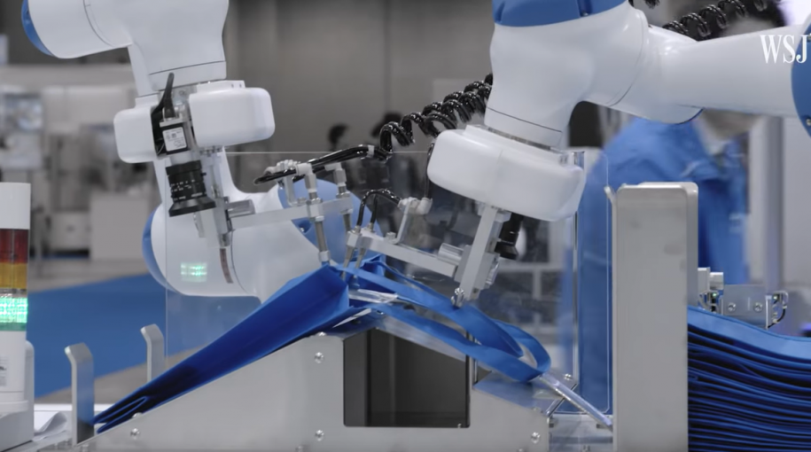 The Robot Revolution: The New Age of Manufacturing