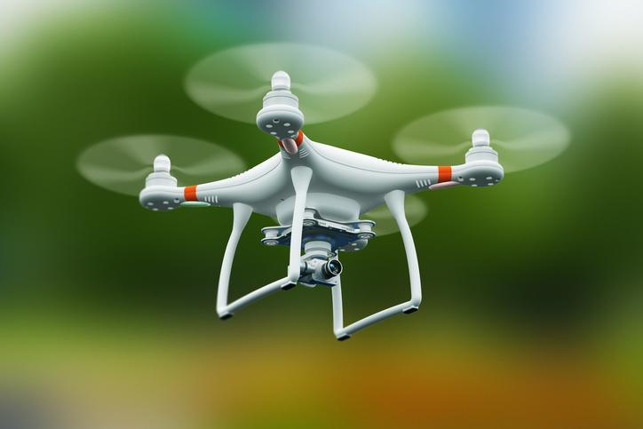 Drones are Taking Flight Indoors