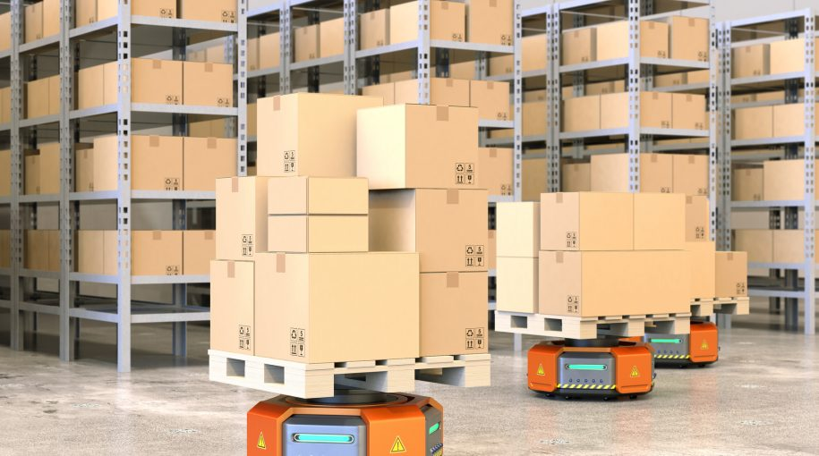 Warehouse Automation a Growing Trend