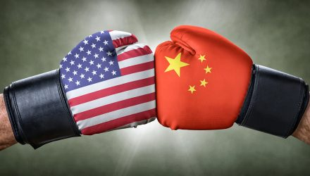Double Leveraging China Amid Trade Wars
