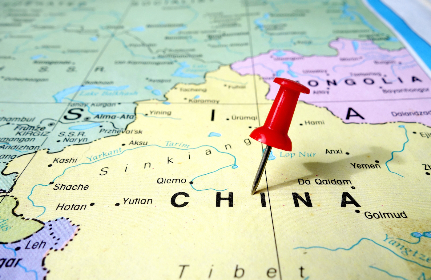 etf china dividend