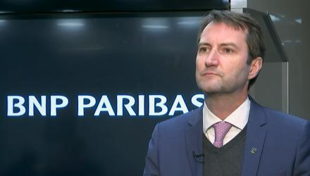 BNP Paribas CFO Discusses Targets as Bond Trading Income Falls