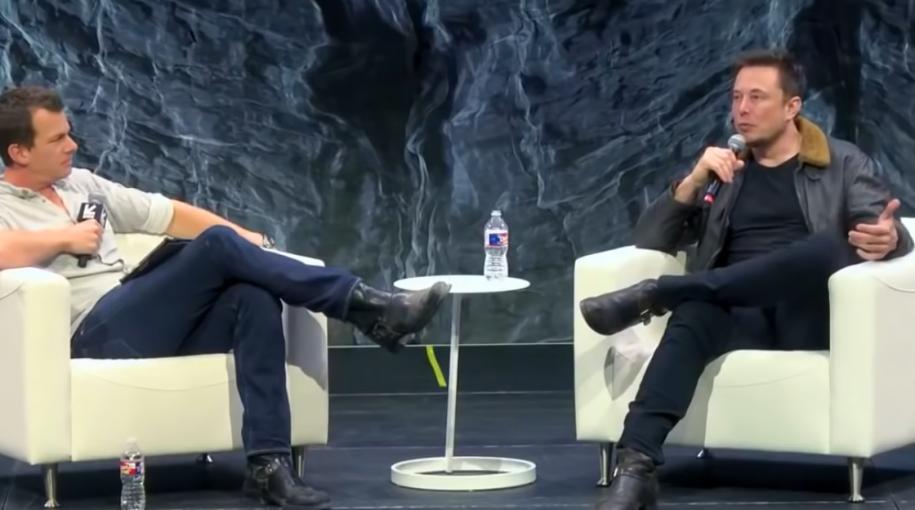Elon Musk's Last Warning About Artificial Intelligence
