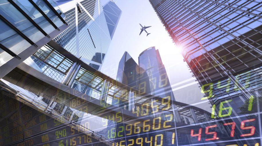 Financial ETFs Take Lead in Slipping Market