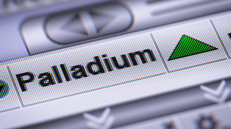 Palladium ETF Rallies, Tests Record Highs
