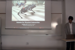 Robots for Physical Interaction