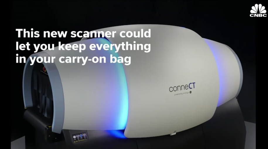 New Scanner Could Change Airport Security Forever