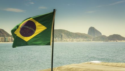 Brazil ETFs Recuperate After Sharp Fall Off Tested Trend Lines