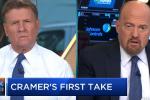 Cramer: This Looks Like a 'Bear Market Rally'