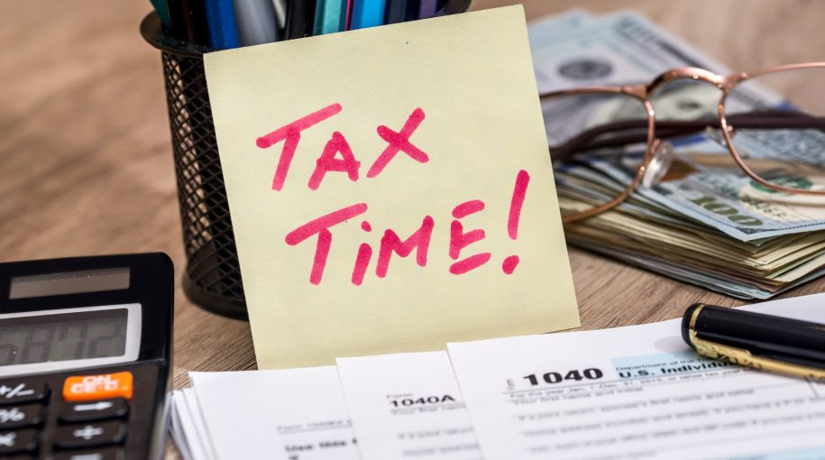 ETFs & Tax Time