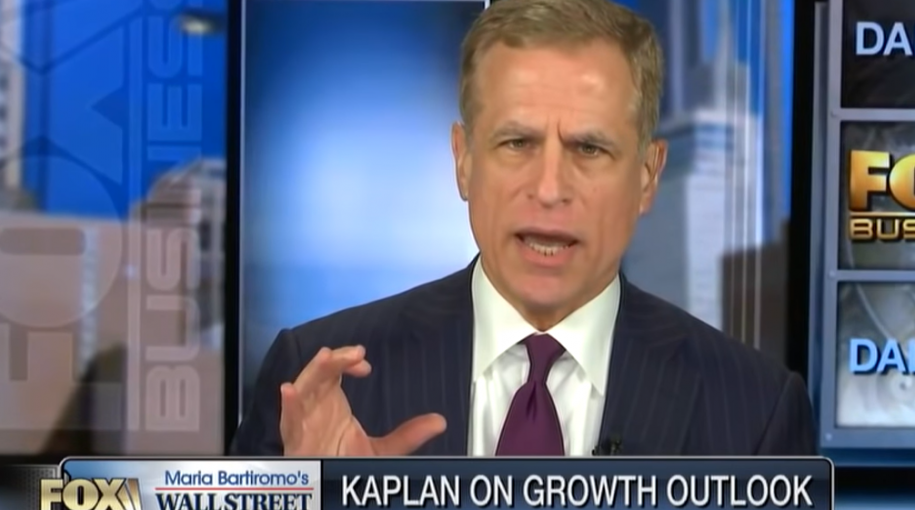 Fed's Robert Kaplan on Interest Rates: We Are Data Dependent