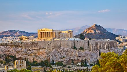 Greece ETF Rallies on Bank Bailout Hopes