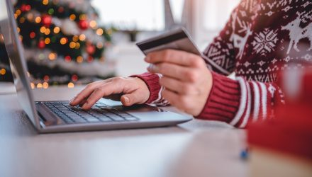 Holiday Shopping Setting up Nicely For Retail ETFs