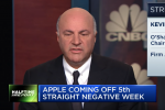 Kevin O'Leary on Apple Stock 'I Don't Own It Anymore'