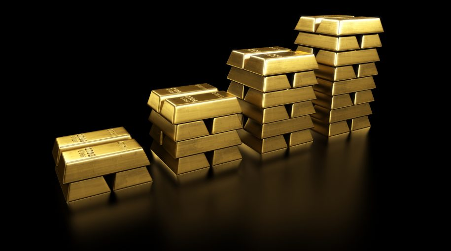 October Volatility Benefits Gold ETFs