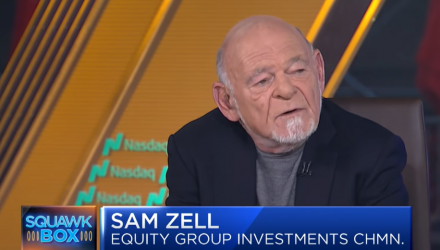 Raising Interest Rates is Healthy for the Economy, says Sam Zell