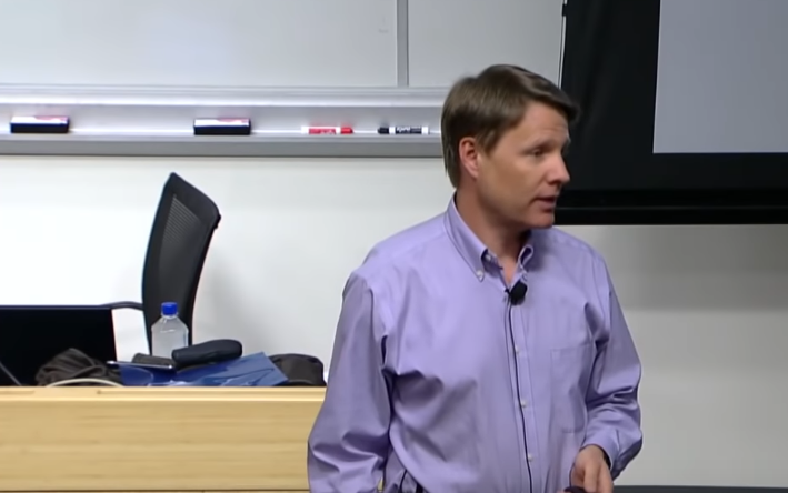 Stanford University Lecture on Portfolio Management