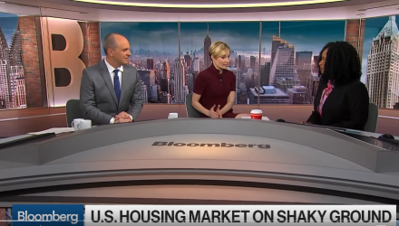 U.S. Housing Market Struggles With Rising Rates, Prices
