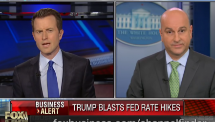 John Tamny: The Fed Is a Rate Follower, Not a Rate Setter