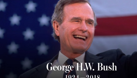 3 Economic Challenges George H.W. Bush Overcame During his Presidency