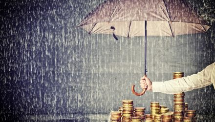 4 ETFs to Help Weather Down Markets