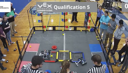 6th Annual Menasha VEX Robotics Challenge - Turning Point