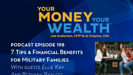 7 Tips and Financial Benefits for Military Families