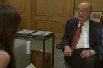 Alan Greenspan - Bull Market Is Beginning to Fumble