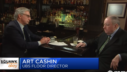 Art Cashin - I Don't Think the Fed Will Raise Rates in 2019