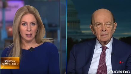 Commerce Secretary - Market Slowdown is a Media Stunt