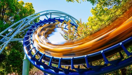 Despite the Wild Ride in the Markets, ETF Traders Are Hanging on Tight