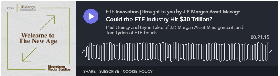 ETF Hit 30 Trillion
