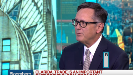 Fed's Clarida on U.S. Economy, Powell Put 2% Inflation Target